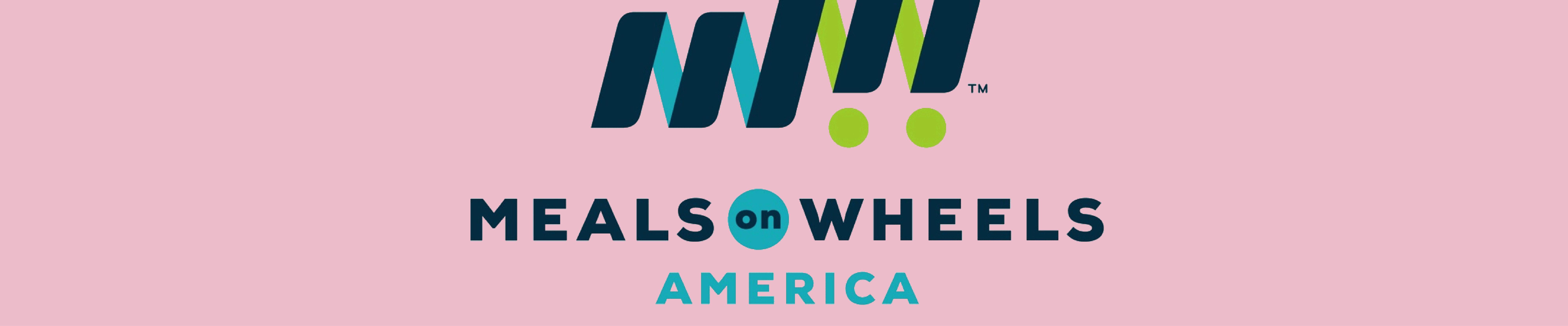 Meals on Wheels Banner Logo