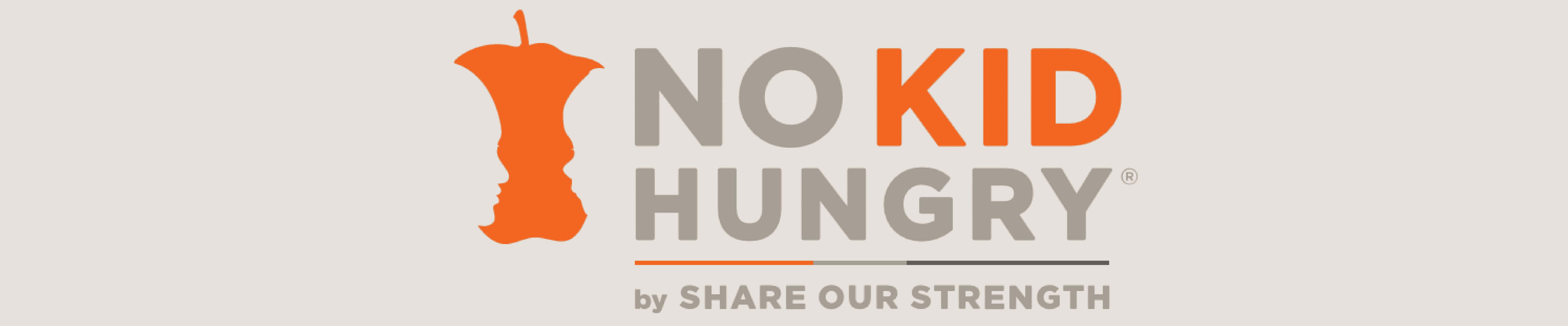 No Kid Hungry Banner Logo