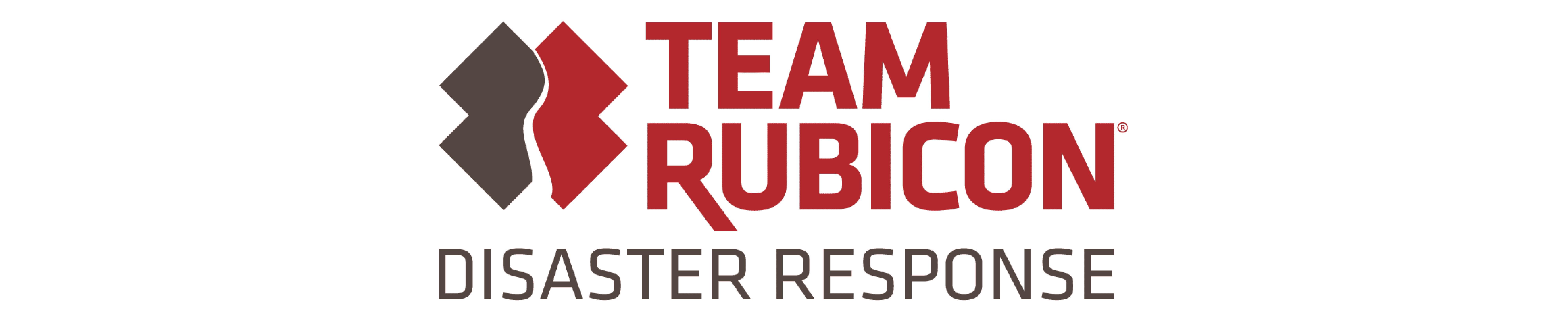 Team Rubicon Banner Logo