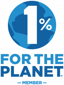 one percent for the planet member logo